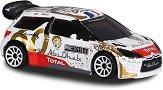 """Citroen DS 3 WRS 2015 Loeb - Метална количка от серията """"Racing Cars"""" -"""
