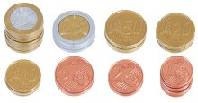Евро монети -