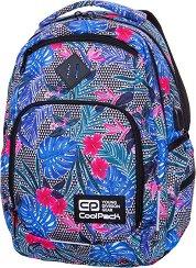 Ученическа раница - Break USB: Aloha Blue - несесер