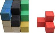 Многоцветен сома куб -