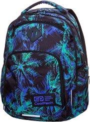 Ученическа раница - Break USB: Palms Tangle - раница