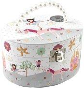 Музикална кутия за бижута - Феерия - играчка