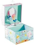 Музикална кутия за бижута - Русалка -