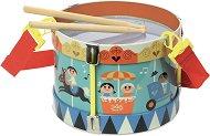 Барабан - Детски музикален инструмент - играчка