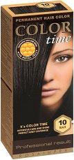 Color Time Permanent Hair Color - Перманентна боя за коса - олио