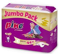 Pine Premium 6 - Extra Large - Пелени за еднократна употреба за бебета с тегло над 16 kg -