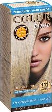 Color Time Permanent Hair Color Lightener -