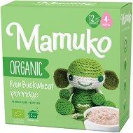 Mamuko - Био безмлечна каша със зелена елда - продукт