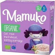 Mamuko - Био безмлечна каша с овес, зелена елда и ечемик - продукт