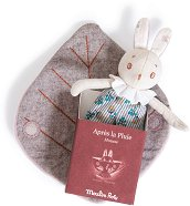 "Зайче с одеялце - Mousse - Мека бебешка играчка от серията ""Apres la pluie"" -"