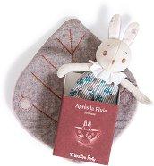 Зайче с одеялце - Mousse - играчка