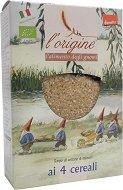 """L'Origine - Био паста """"4 зърна"""" - Опаковка от 250 g за бебета над 12 месеца -"""