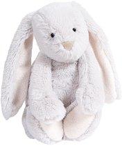 """Зайче - Плюшена бебешка играчка от серията """"Les tour doux"""" - играчка"""