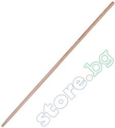Дръжка за гребло - Размери 140 x ∅ 3 cm