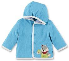 Бебешки суитшърт с UV защита - Wilbur - 100% памук -