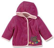 Бебешки плюшен суитшърт - Mabel -