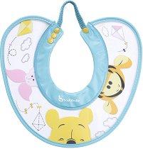 Бебешка козирка за баня - Мечо пух - Аксесоар за къпане - играчка