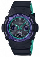 "Часовник Casio - G-Shock AWG-M100SBL-1AER - От серията ""G-Shock"""