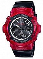 """Часовник Casio - G-Shock AWG-M100SRB-4AER - От серията """"G-Shock"""""""
