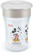 Неразливаща се преходна чаша 360° - Мики Маус 230 ml - За бебета над 8 месеца - чаша