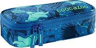 Ученически несесер - Coocazoo Jobjobber 2: Tropical Blue -