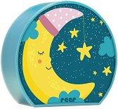Детска нощна LED лампа - MyBabyLight: Moon -