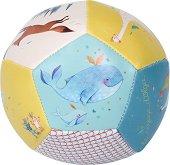 "Мека топка - Животни - Мека бебешка играчка от серията ""Le voyage de Olga"" - играчка"