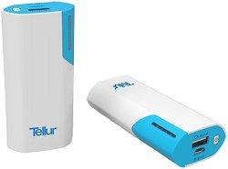 Tellur TL38 5000 mAh - Външна батерия -