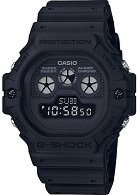 "Часовник Casio - G-Shock DW-5900BB-1ER - От серията ""G-Shock"""