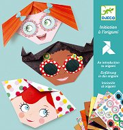 Оригами - Момичета - Творчески комплект -