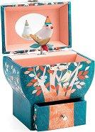 Музикална кутия за бижута - Poetic tree - детски аксесоар