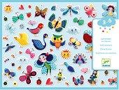 Стикери - Little wings - Комплект от 100 броя