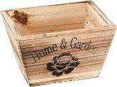 Дървена кашпа - Home & Garden