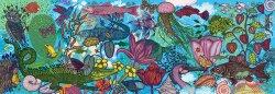 Суша и море - панорама - пъзел