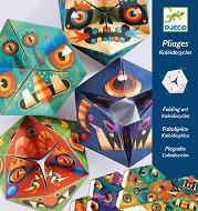 Киригами - Чудовища - Творчески комплект -