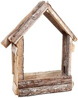 Дървена кашпа - Country House