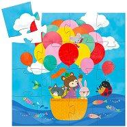 Полет с балони -
