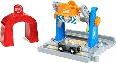 """Кран и умен тунел - Детски играчки от серията """"Smart Tech"""" -"""