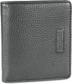 Вертикален мъжки кожен портфейл - Pregio Q 12CC