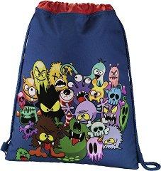 Спортна торба - Monsters - играчка