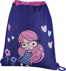 Спортна торба - Pretty girl -
