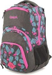 Ученическа раница - Flamingo -