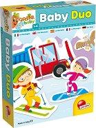 """Планина - Образователен пъзел от серията """"Carotina Baby"""" - играчка"""