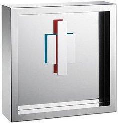 Стенен часовник Philippi - Mirror Mirror