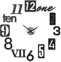 Стенен часовник Umbra - Numbra