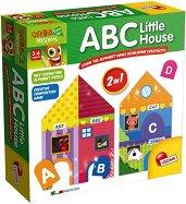 """Малка къща - Образователен пъзел от серията """"Carotina Baby"""" -"""