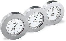 Часовник, термометър и хигрометър Philippi - Trio