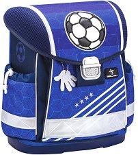 Ергономична ученическа раница - Soccer -