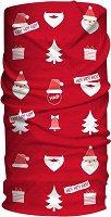 Универсален шал-кърпа - Christmas