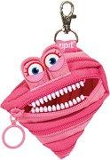 """Детско портмоне - Pink - От серията """"Zipit: Wildlings"""" -"""